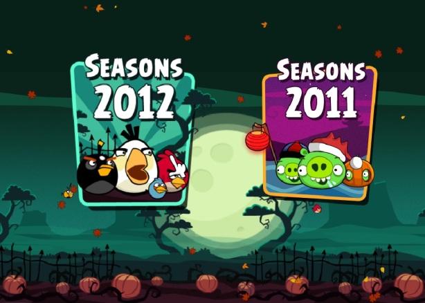 angry birds season 2