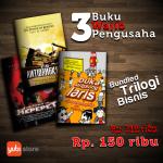 E-Book Trilogi TEPOK, KAB, BLL