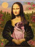 mona+lisa+e+cachorro