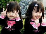 bayi kembar imut. the cute twin baby (1)
